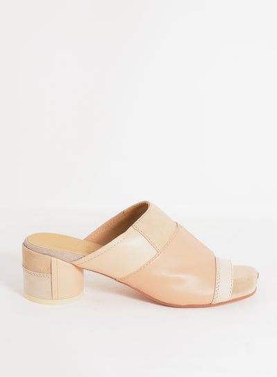 MM6 | Toe-Ring sandal in Multi Nude
