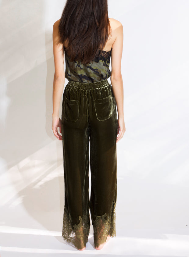 GOLDHAWK | Coco Pant in Olive