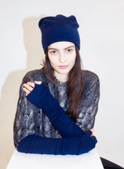 FRENCKENBERGER | Long Rocker Glove in Royal
