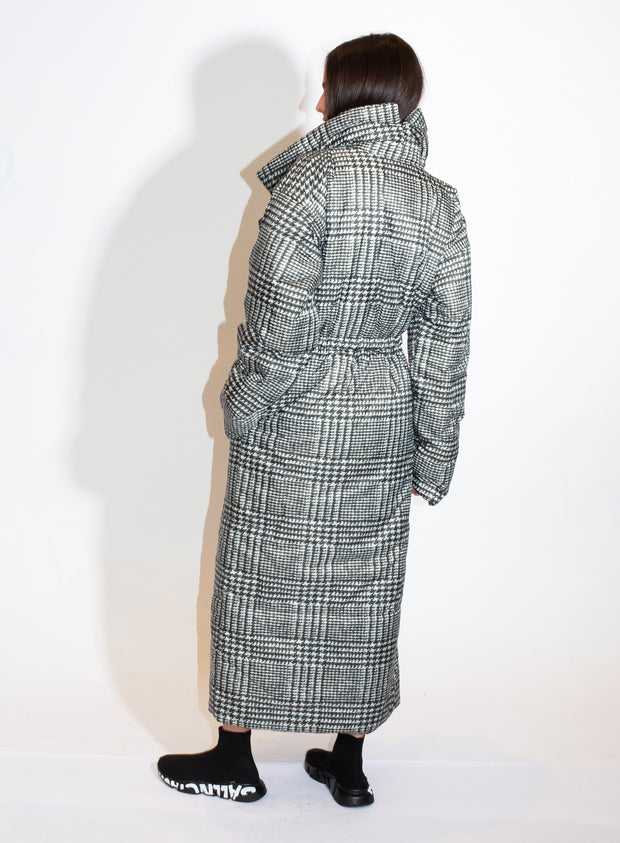 NORMA KAMALI | Tweed Sleeping Bag Coat