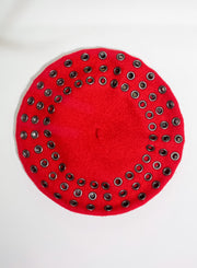KOKIN | Holy Grail Beret in Red