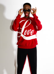 N°21 | Love Sweater in Red