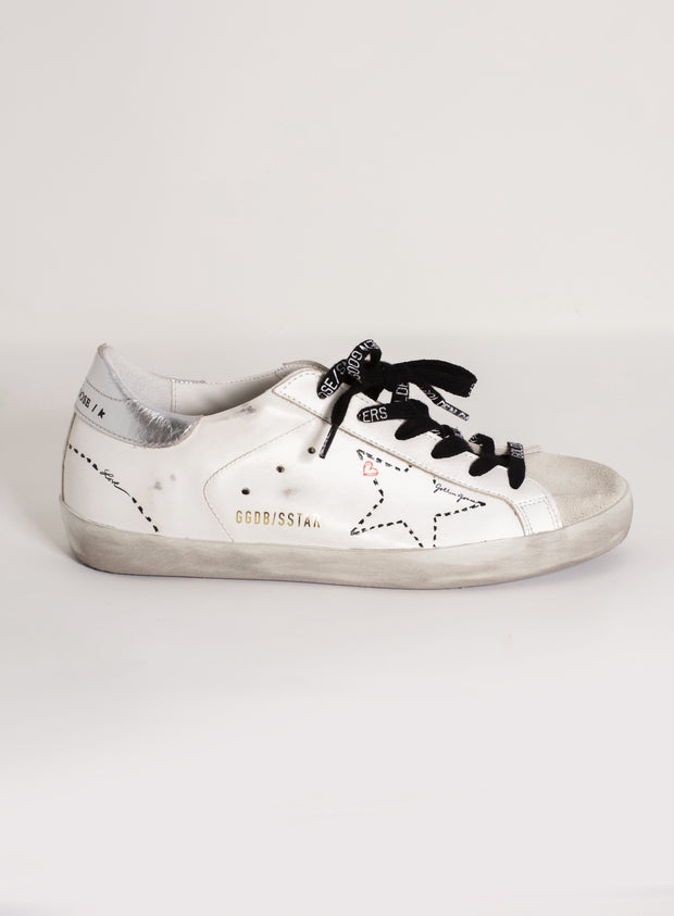 GOLDEN GOOSE | Superstar Low-top Sneaker