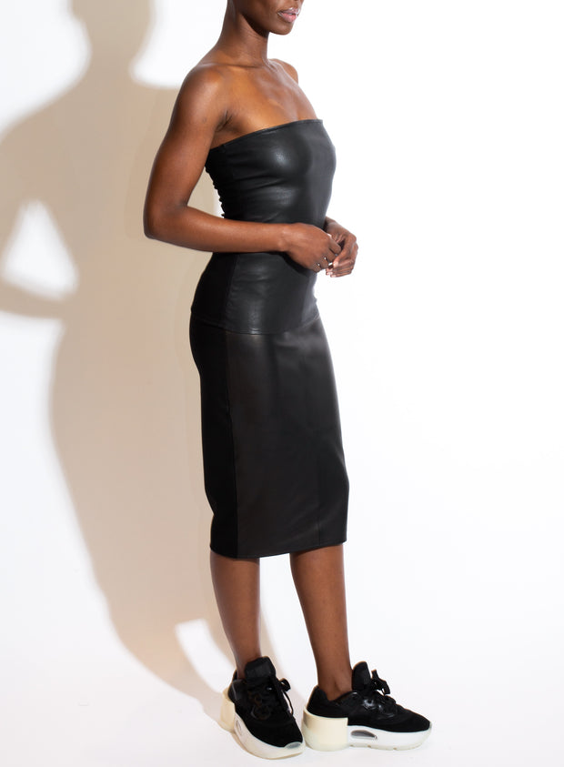 AS by DF | Ponte Pencil Skirt