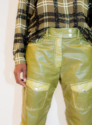 DRIES VAN NOTEN | Cargo Pant in Kaki