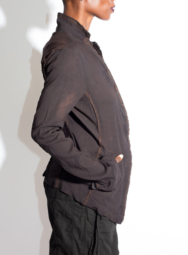 RUNDHOLZ | Rust Button Jacket