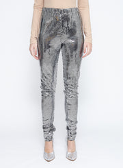 MM6 | Disco Ball Jersey Pant