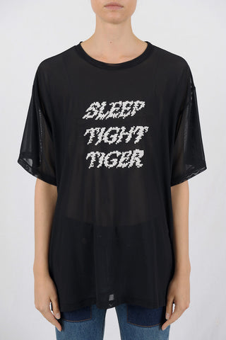 MM6 by MAISON MARGIELA| Sleep Tight Tiger T-Shirt