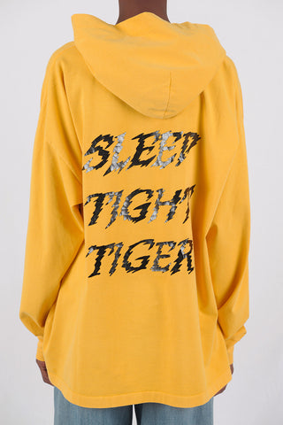 MM6 by MAISON MARGIELA | Sleep Tight Tiger Hoodie
