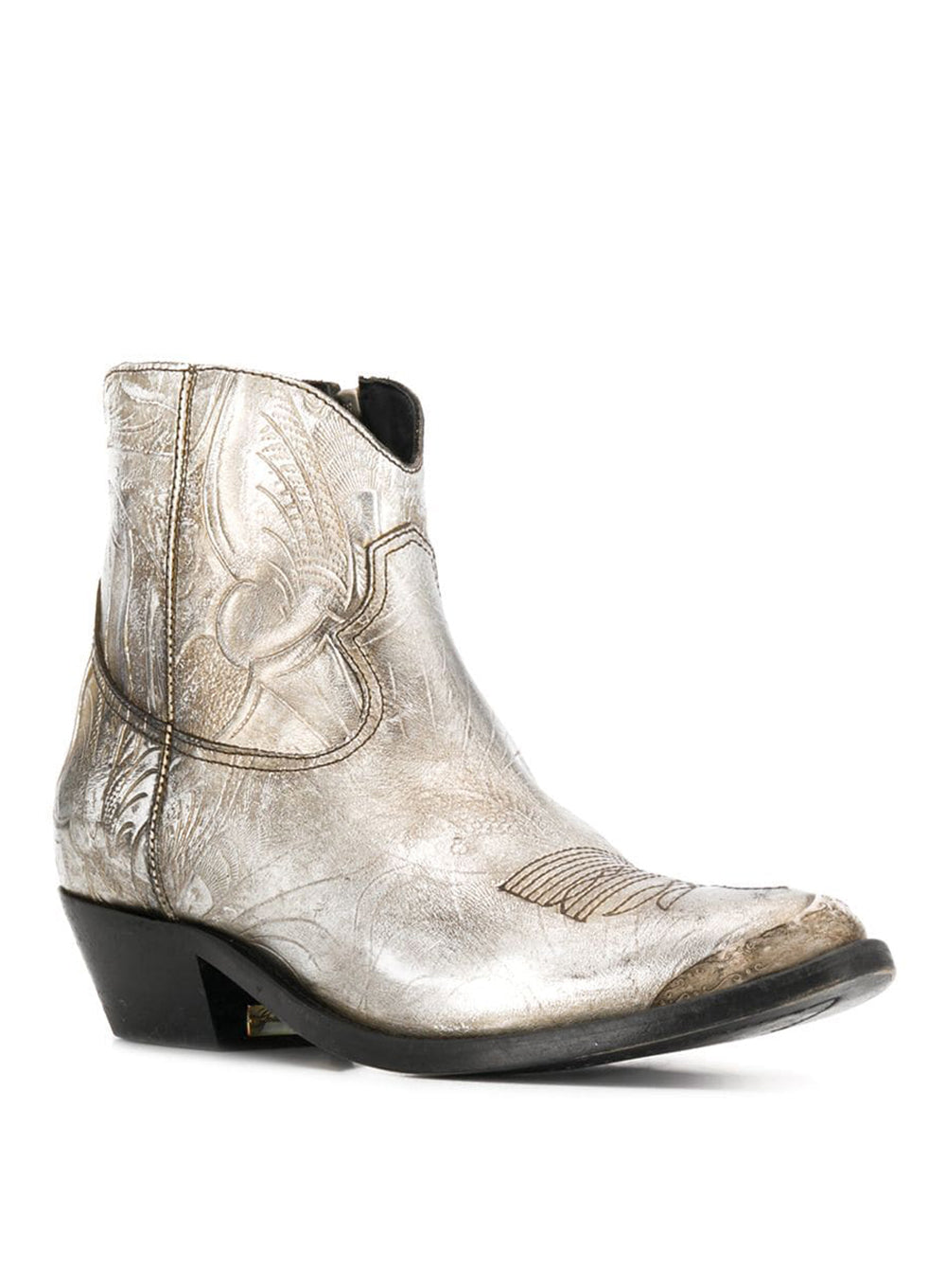 GOLDEN GOOSE | 'Texas' Ankle Boots