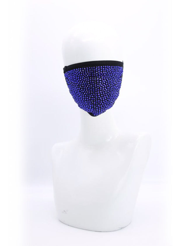 JIANHUI | Royal Blue Mask