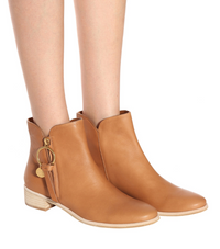 SEE BY CHLOÉ | Louise Flat Ankle Boot