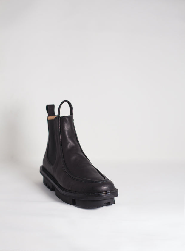 TRIPPEN | Reference Boot in Black