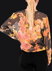 DRIES VAN NOTEN | Floral-Print Jelle Sweater
