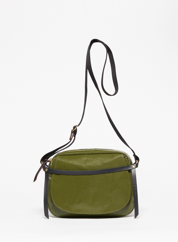 JACK GOMME | Happy Shoulder Bag in Cedar