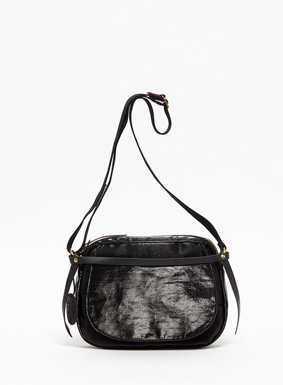 JACK GOMME | Happy Shoulder Bag in Black