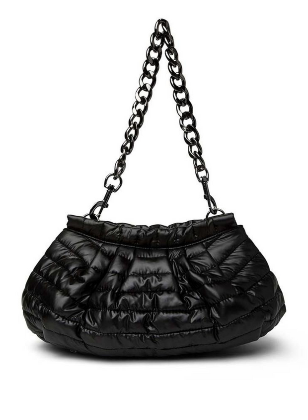 THINK ROYLN | The Dynasty Bag in Shiny Black
