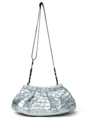 THINK ROYLN | The Dynasty Bag in Pearl Silver