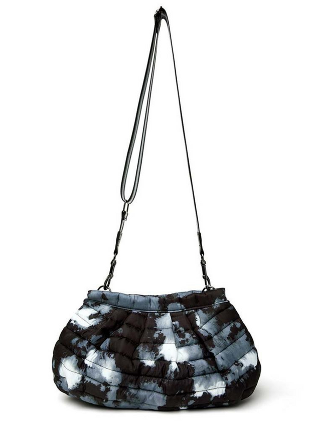 THINK ROYLN | The Dynasty Bag in Black Tie Dye