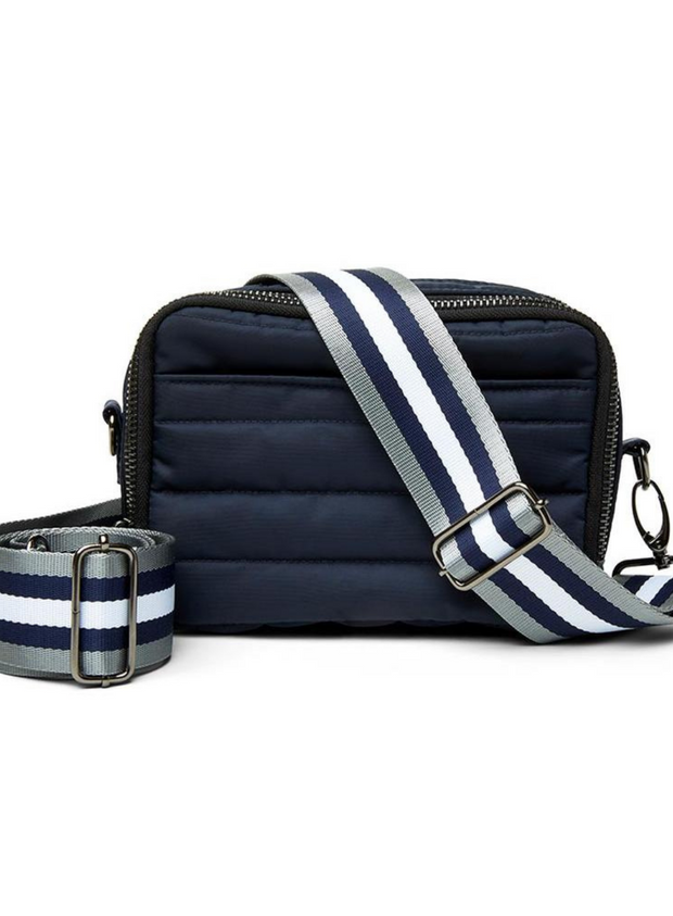 THINK ROYLN | The Diva Double Zip in Navy