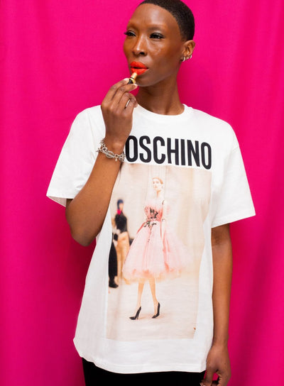 MOSCHINO | Runway Doll Large Tee