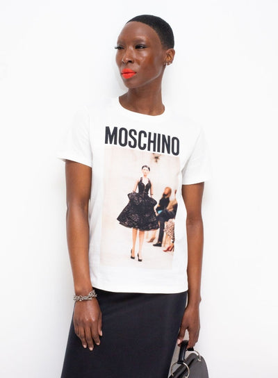 MOSCHINO | No Strings Attached Small Tee