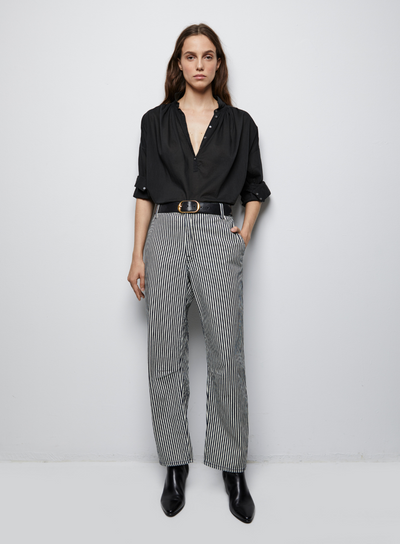 NILI LOTAN | Miles Blouse in Black