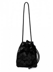 BAO BAO by ISSEY MIYAKE | Wring Prism Bucket Bag in Black