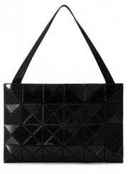 BAO BAO by ISSEY MIYAKE | Lucent Crossbody Bag in Black