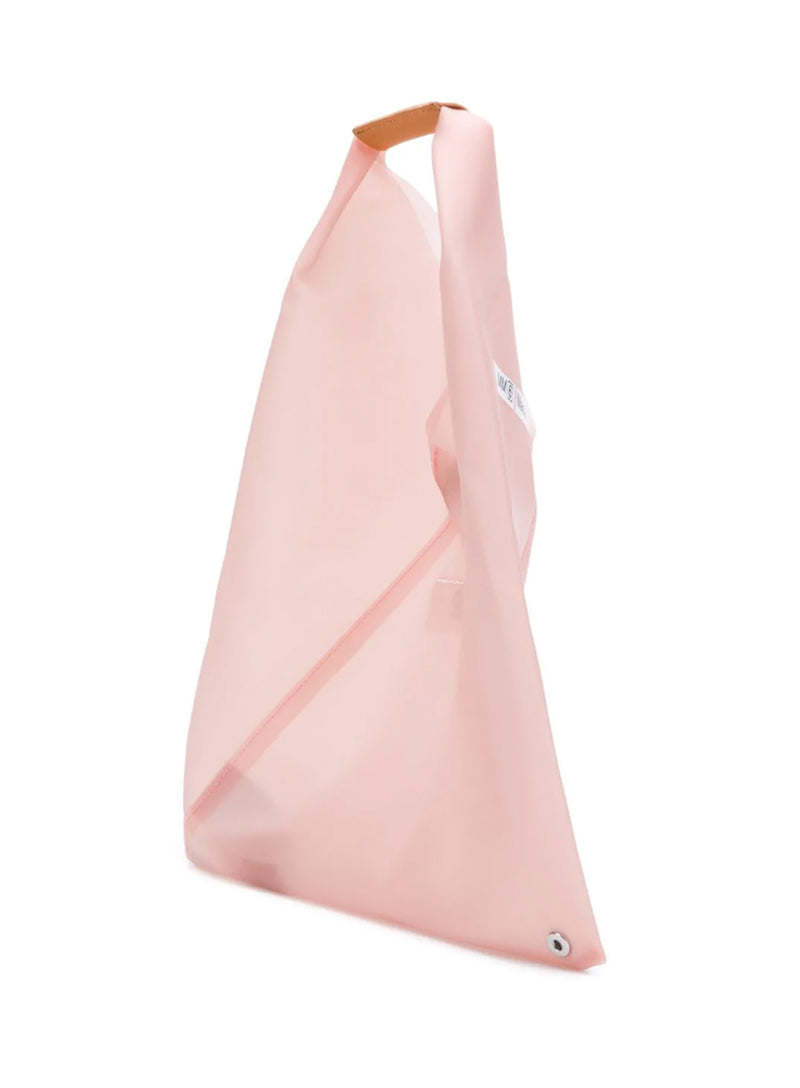MM6 MAISON MARGIELA | Japanese PVC Bag in Pink