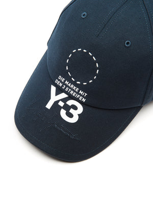 Y-3 | Street Cap in Black