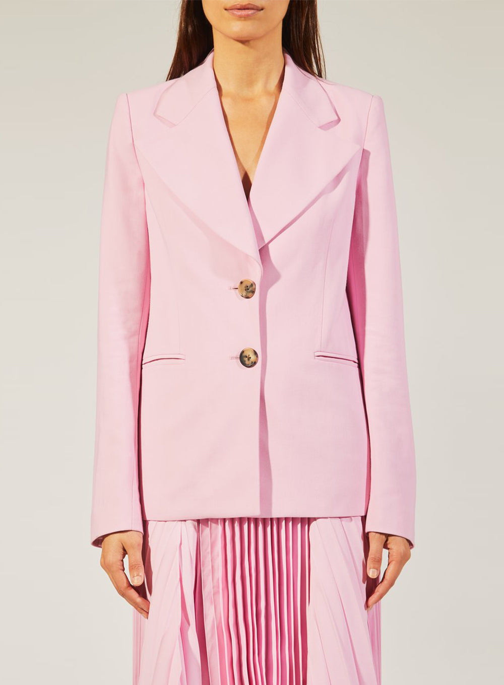 KHAITE | The Alexis Blazer in Tulip