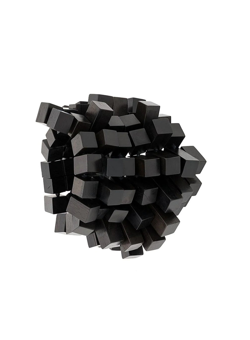 MONIES | Elasticated Cube Bracelet