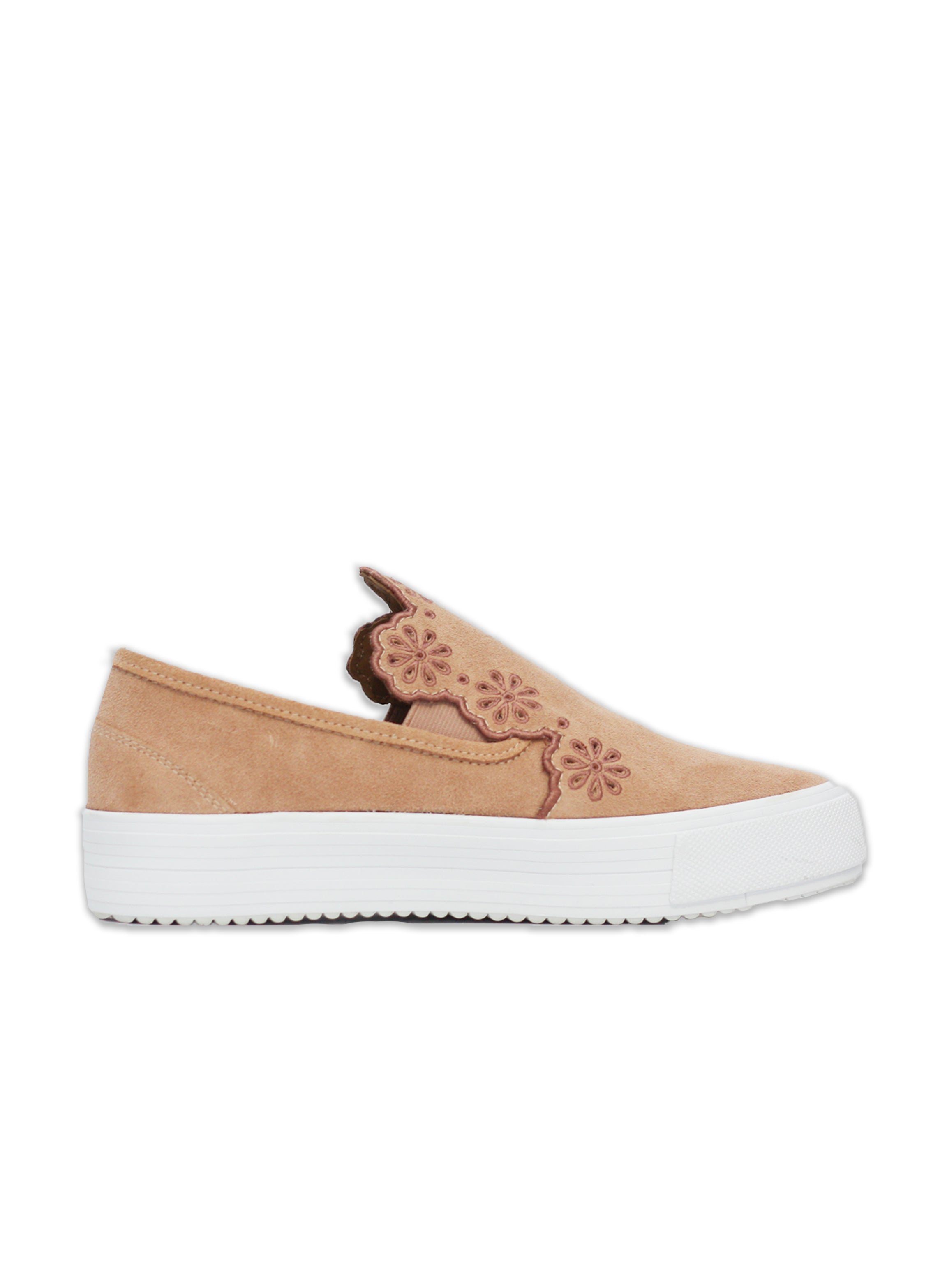 free shipping pick a best See By Chloé Slip-on suede sneakers buy cheap enjoy hAPfQO1w