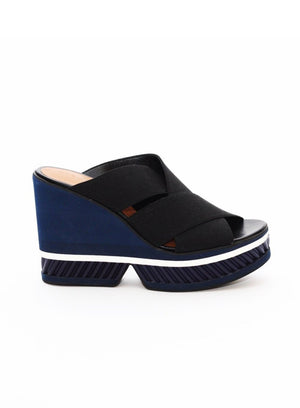 ROBERT CLERGERIE | Drystan Wedge Platform Sandals