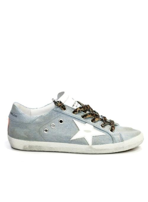 Sneakers for Women, Black, Leather, 2017, 2.5 3.5 4.5 5.5 7.5 Golden Goose