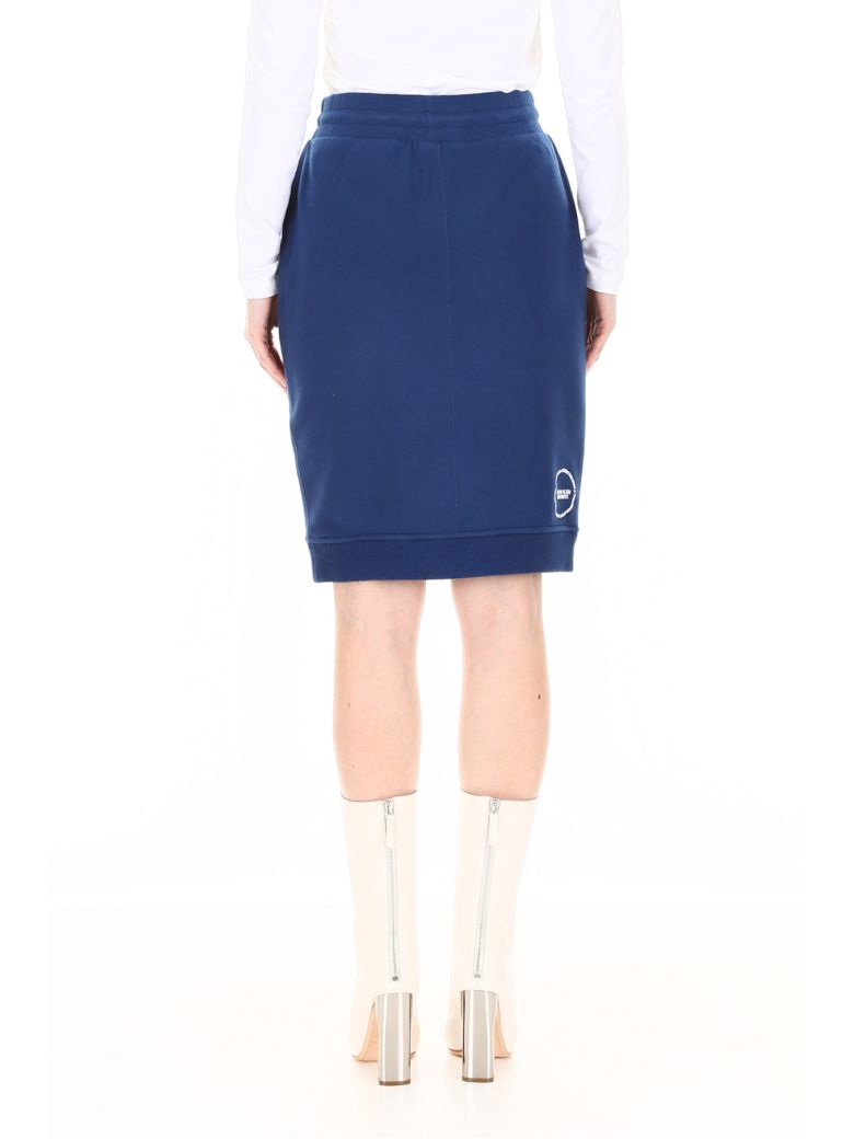 CALVIN KLEIN 205W39NYC | Yale High-Waist Cotton Terry Bubble Skirt
