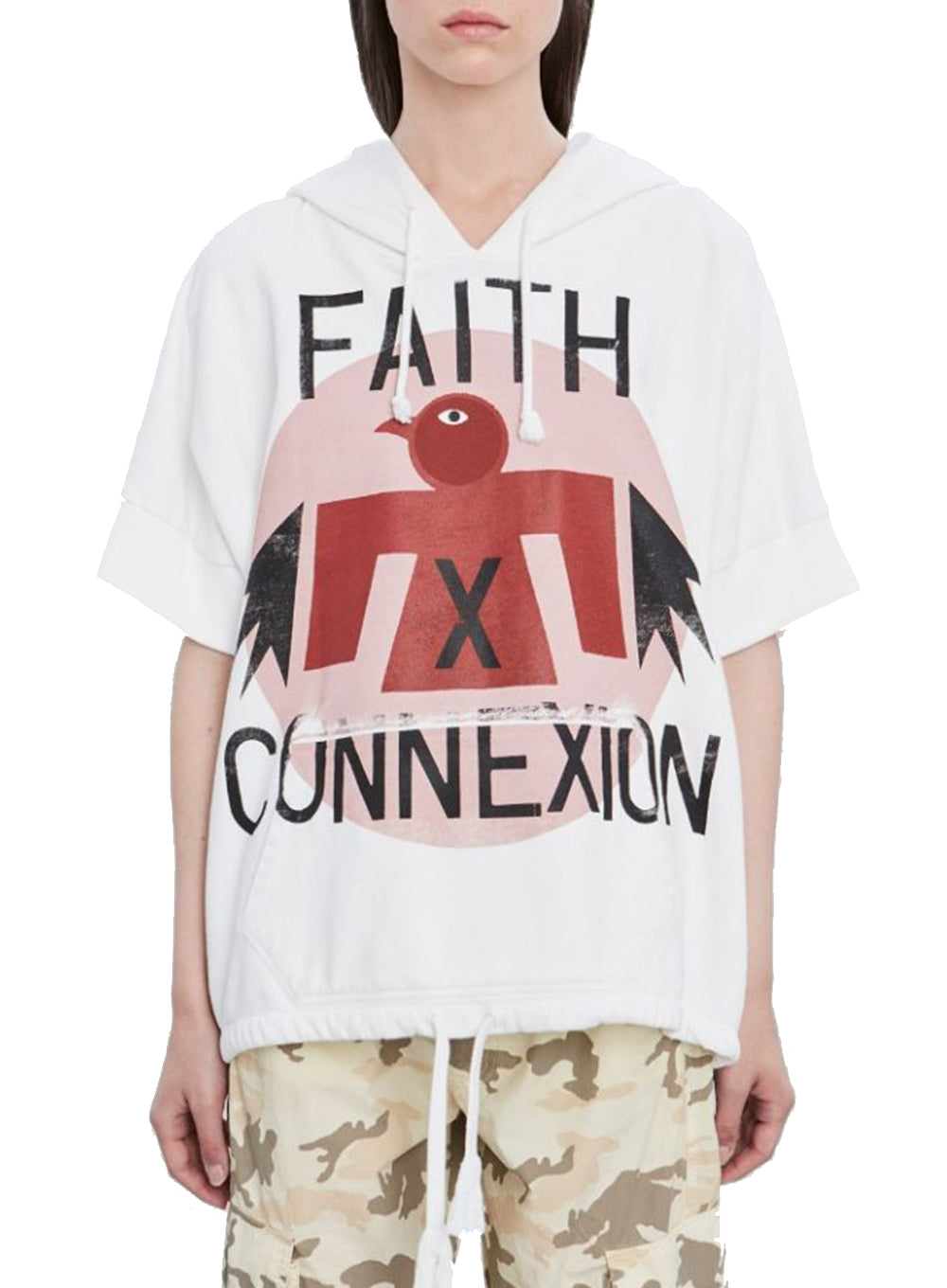 FAITH CONNEXION | Swizz Beatz Hooded Sweatshirt