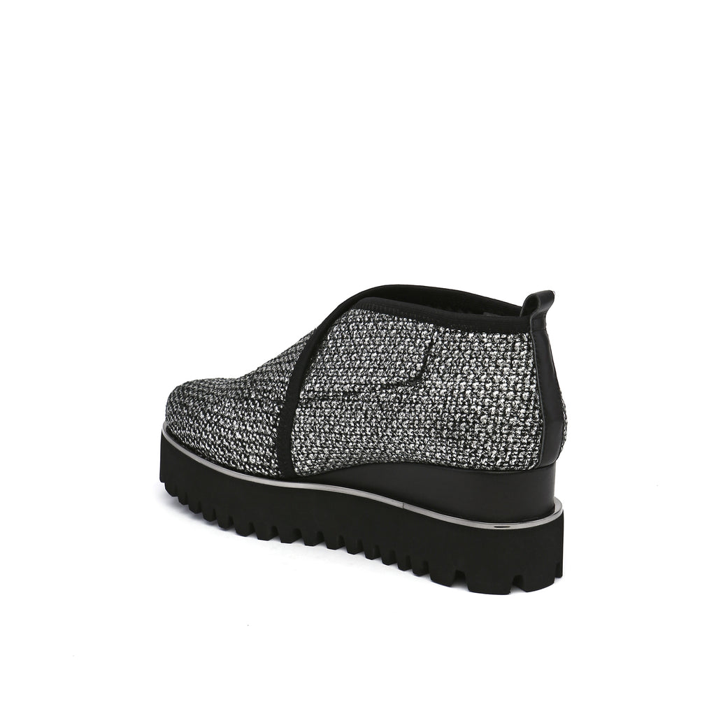 UNITED NUDE | Nasa Knit Fold Casual Platform Booties