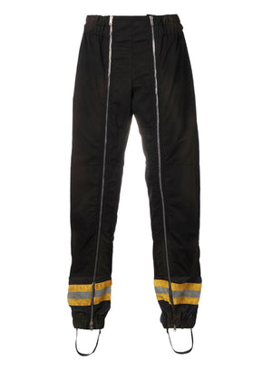 CALVIN KLEIN 205W39NYC | Firefighter Trousers With Reflective Stripes