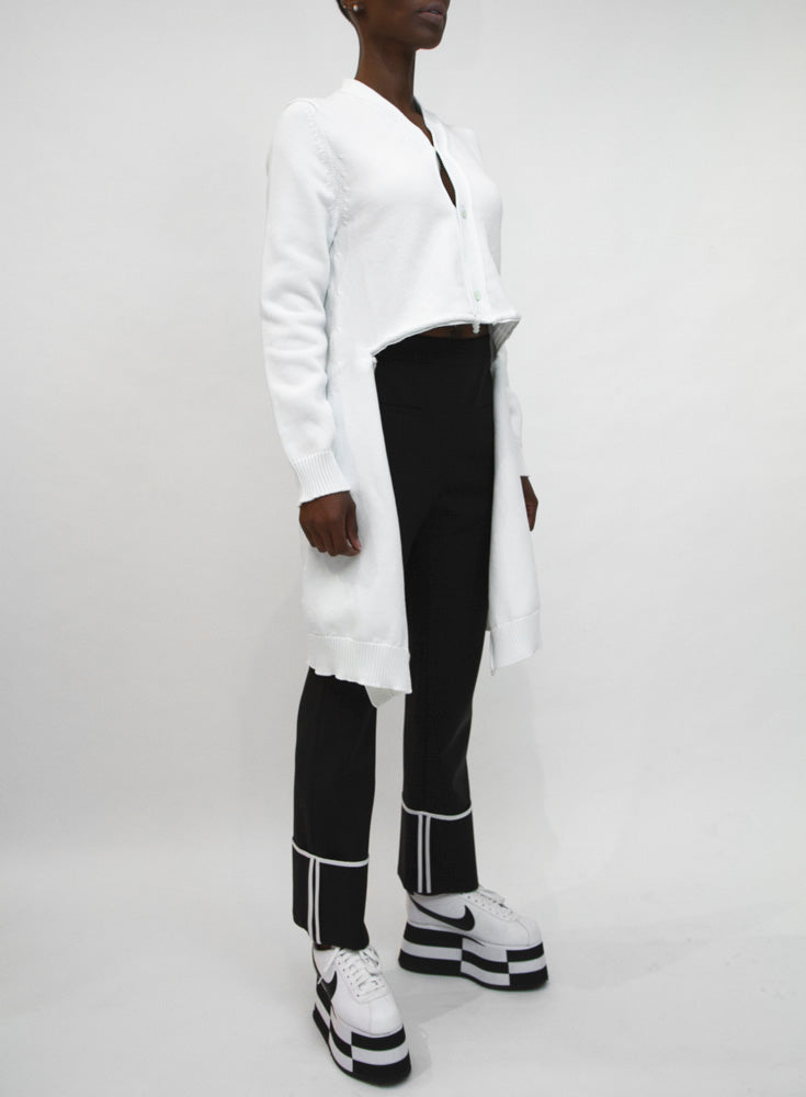 ELLERY | Bembe Turn Up Cuff Pant