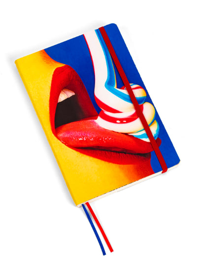 SELETTI | Big Notebook, Toothpaste