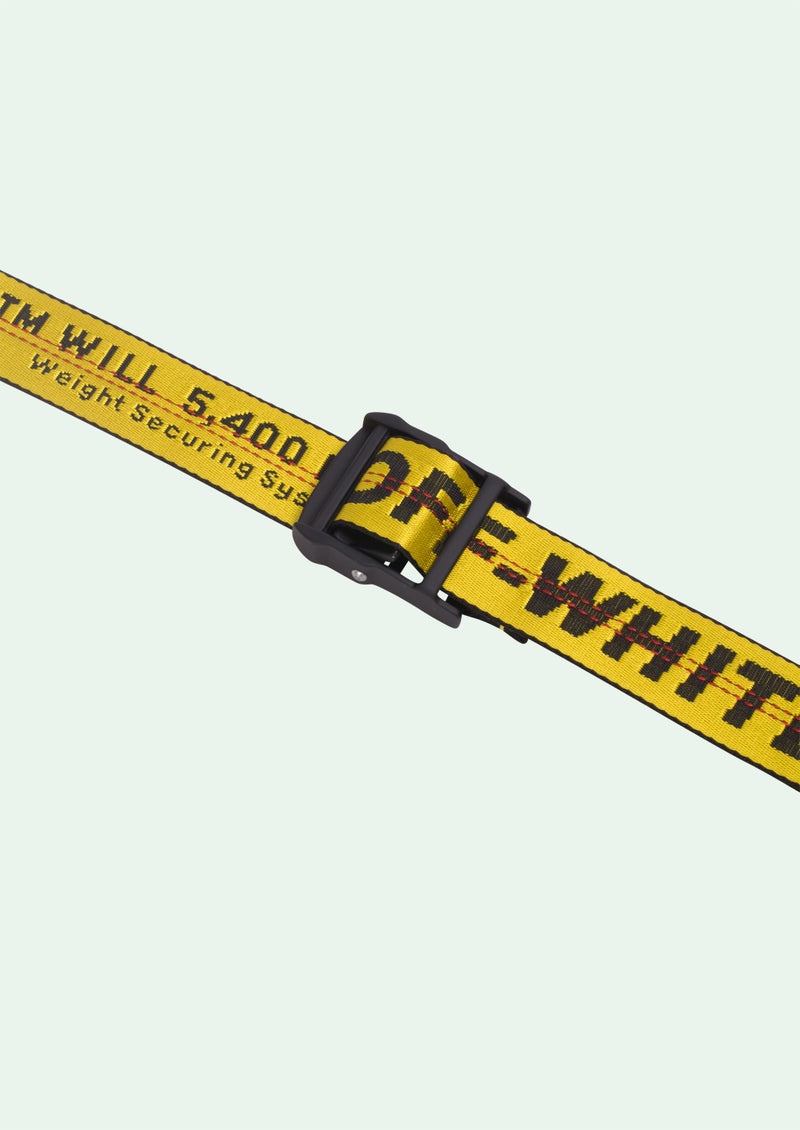 OFF-WHITE | Yellow Industrial Belt