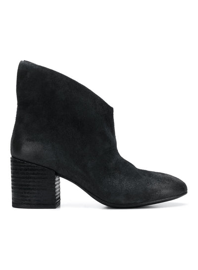 MARSÈLL | High Low Ankle Boots