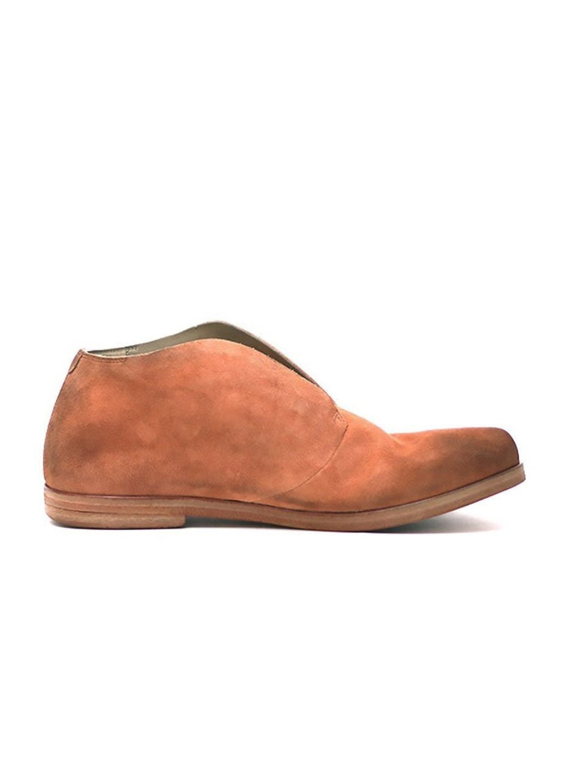 MARSÈLL | Listello 1731 Flat Loafers in Orange