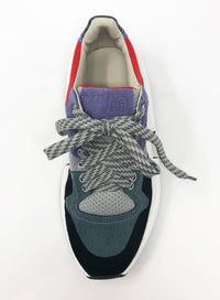 MM6 MAISON MARGIELA | Multicolor Suede Sneakers