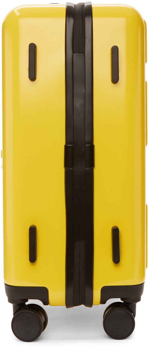 OFF-WHITE | Arrows Trolley Carry-On Luggage, Yellow
