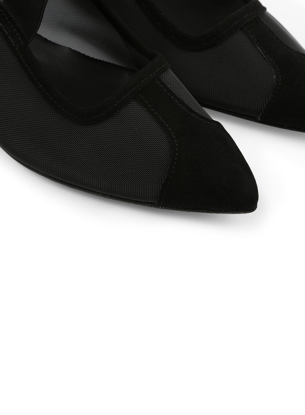 REPETTO | 'Mel' Mary Jane Ballerina Shoe