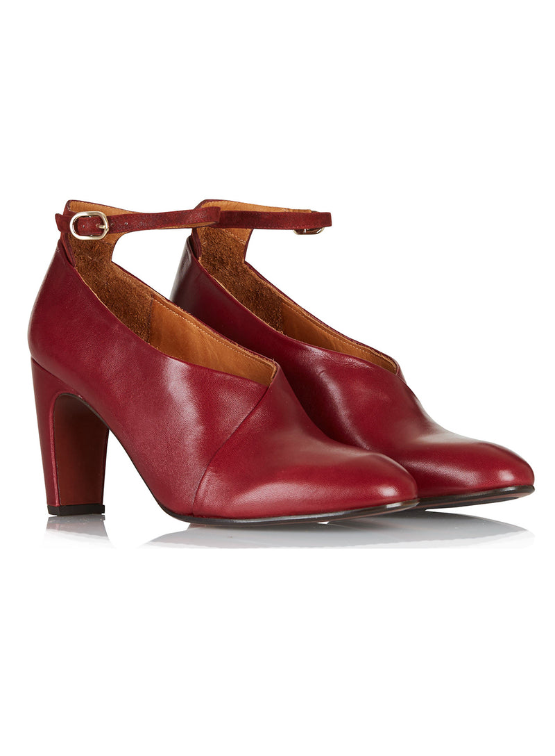 CHIE MIHARA | 'Easy' Pumps in Red