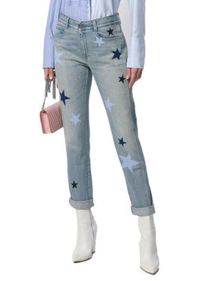 STELLA MCCARTNEY | Star Skinny Boyfriend Jeans